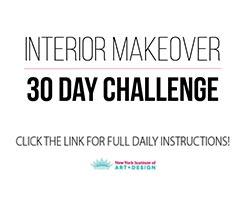 30 Day Interior Makeover Challenge