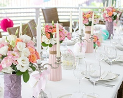 Choosing Florals Based on Your Client's Needs