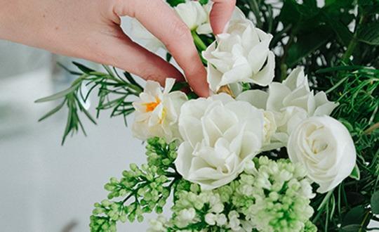 Floral Design for Dinner Parties