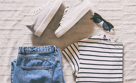 How To Plan Vacation Outfits