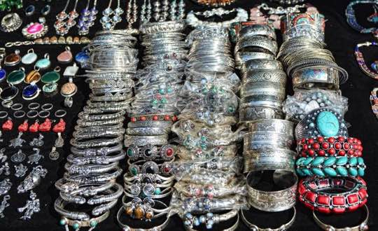 How To Sell Your Jewelry at Markets