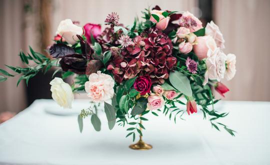 Inside a Professional Floral Designer's Workday